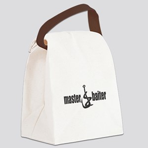 master baiter copy Canvas Lunch Bag