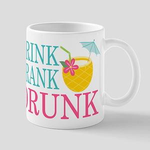 Drink, Drank, Drunk Mugs