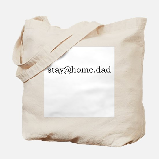 stay@home.dad Tote Bag
