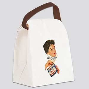 whoop ass Canvas Lunch Bag