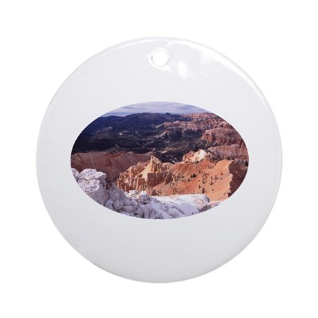 Cedar Breaks Ornament (Round)