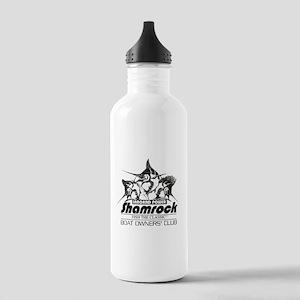 FTC LOGO BLACK Stainless Water Bottle 1.0L