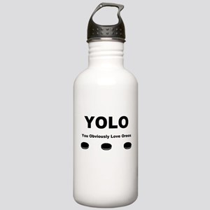You Obviously Love Oreos Stainless Water Bottle 1.
