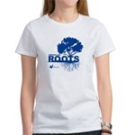 Anguillan Roots Women's T-Shirt