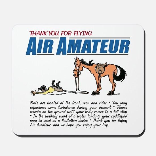 Air Amateur Mousepad