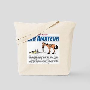 Air Amateur Tote Bag