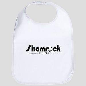SHAMROCK LOGO 1 BLACK Bib