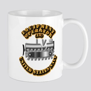 Navy - Rate - EO Mug