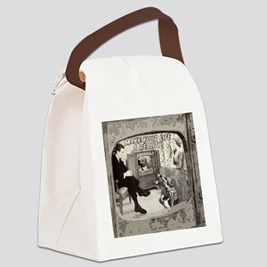 Make Your Life a Canvas Lunch Bag