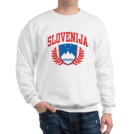 Slovenija Coat of Arms Sweatshirt