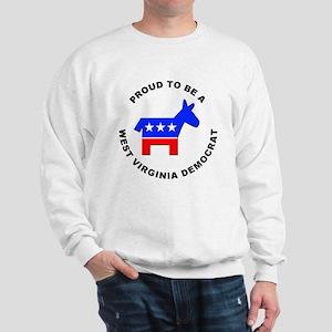 West Virginia Democrat Pride Sweatshirt