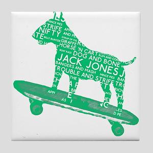 Vintage Lonon Slang Skateboarding Bull Terrier Til