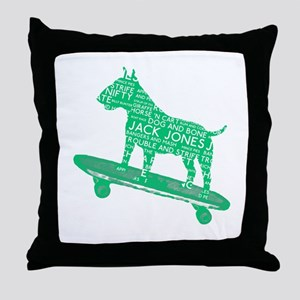 Vintage London Slang Skateboarding Bull Terrier Th