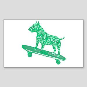 Vintage London Slang Skateboarding Bull Terrier St