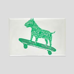 Vintage London Slang Skateboarding Bull Terrier Re