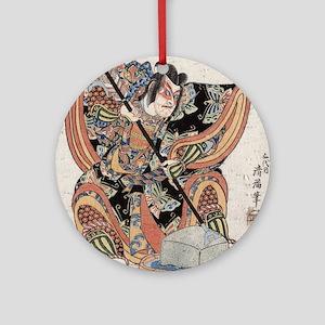 Yanone goro - Kiyomitsu Toree II - 1815 Round Orna