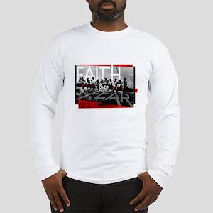 Faith Over Fear Long Sleeve T-Shirt