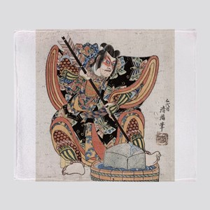 Yanone goro - Kiyomitsu Toree II - 1815 Throw Blan