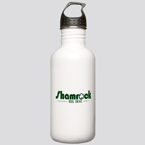 SHAMROCK LOGO 1 GREEN Stainless Water Bottle 1.0L