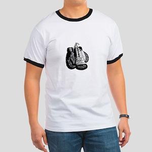 Vintage 8oz Boxing Gloves Ringer T