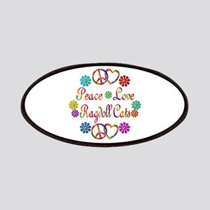 Ragdoll Cats Patches
