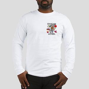HURRICANE KATRINA Long Sleeve T-Shirt