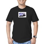 WendyIsdell.com Moon-Tree Banner Men's Fitted T-Sh