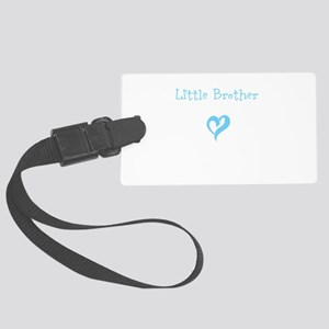 Little Brother Large Luggage Tag