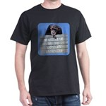 Marriage Monkey Business (Blue) Dark T-Shirt