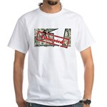 Men's T-Shirt (white) 4