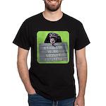 Marriage Monkey Business (Green) Dark T-Shirt