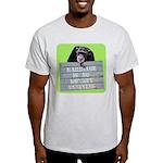 Marriage Monkey Business (Green) Light T-Shirt