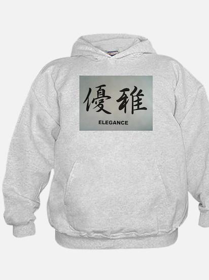 Japanese Kanji Phrase Hoodie