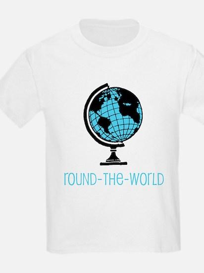 Round-the-World Kids T-Shirt