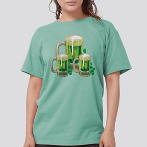 Green Beer Womens Comfort Colors Shirt