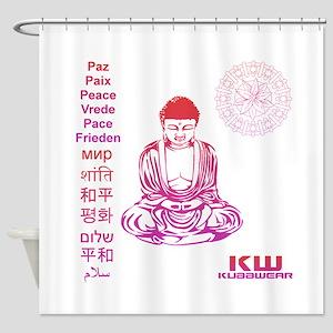 KW GOA Shower Curtain