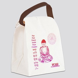 KW GOA Canvas Lunch Bag