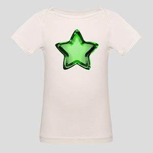 Green Star Organic Baby T-Shirt