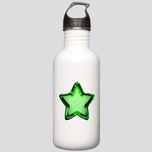 Green Star Stainless Water Bottle 1.0L