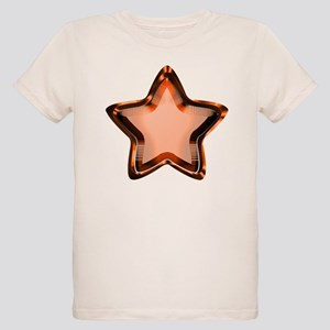 Orange Star Organic Kids T-Shirt