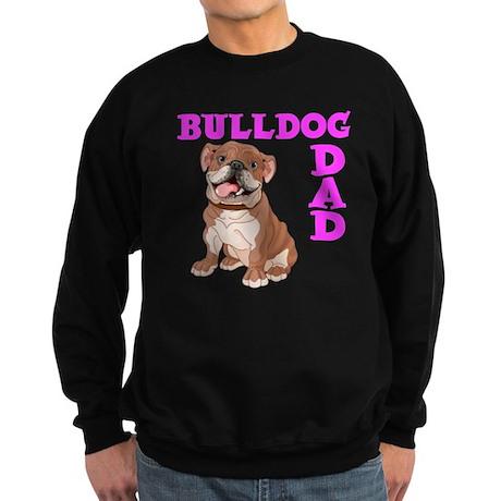 BULLDOG DAD Sweatshirt (dark)