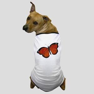 Monarch Butterfly Dog T-Shirt