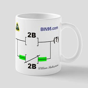 2Bnot2B Ladder Logic Mug
