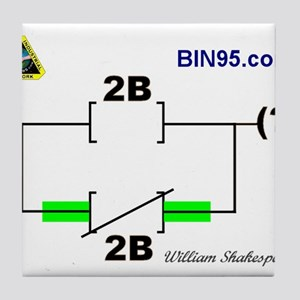 2Bnot2B Ladder Logic Tile Coaster