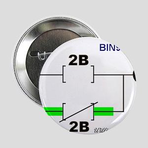 """2Bnot2B Ladder Logic 2.25"""" Button"""