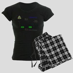 2Bnot2B Ladder Logic Women's Dark Pajamas