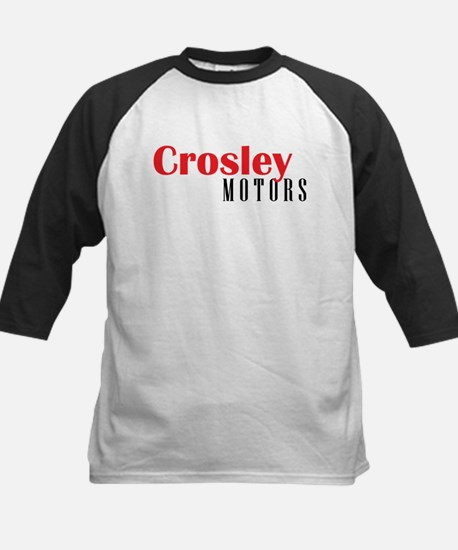 Crosley Motors Kids Baseball Jersey
