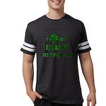 Irish Girlfriend Mens Football Shirt