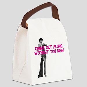 Gonna Get Along Canvas Lunch Bag