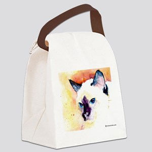 SiameseCPZ Canvas Lunch Bag